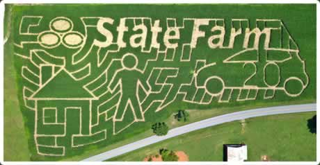 Corn Maze Just Piddlin 2020